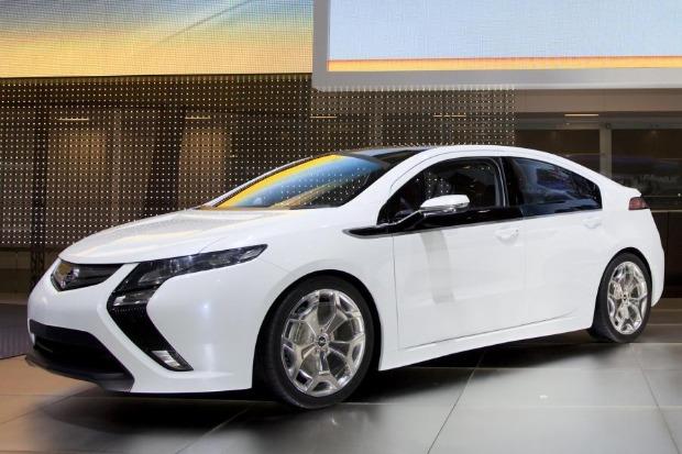 Opel Ampera Elétrico