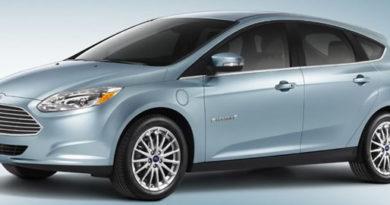 Ford Fusion Elétrico