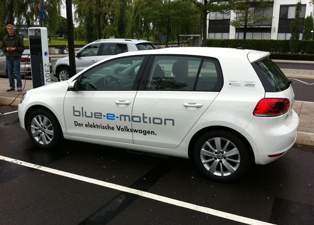 Golf Blue-E Motion Elétrico