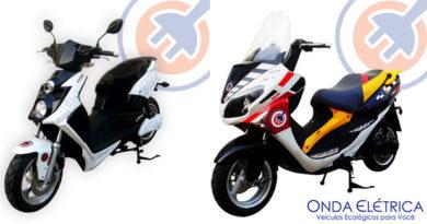 Moto elétrica - Onda Elétrica