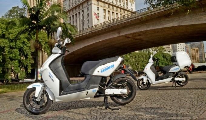 b80e29645c6 Aluguel de moto elétrica é opção para logística limpa – Veículo Elétrico