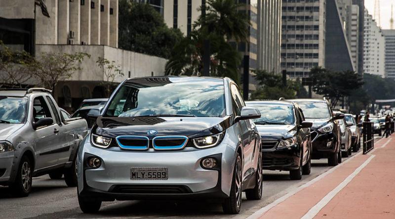 BMW i3 São Paulo