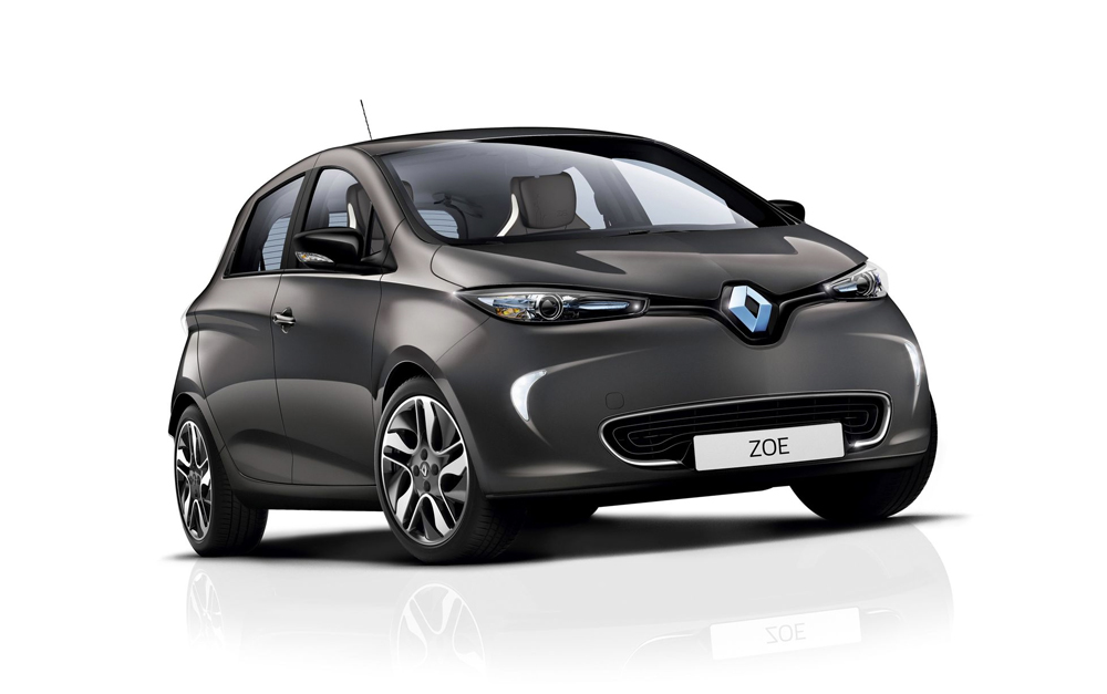 renault zoe 2017 surpreende com 400 km de autonomia ve culo el trico blog. Black Bedroom Furniture Sets. Home Design Ideas