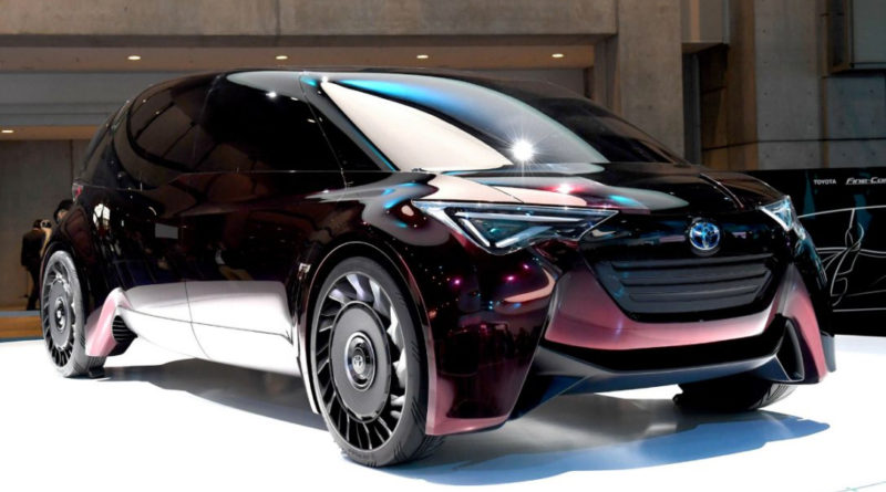 Toyota Fine Comfort Ride