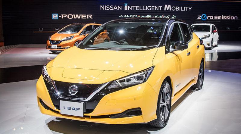 Nissan Leaf - Tokyo Motor Show 2017