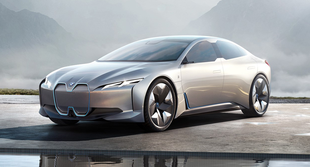 BMW i Vision Concept