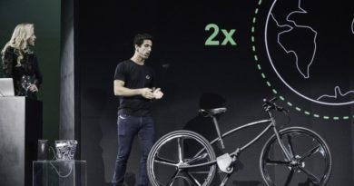 Bicicleta Elétrica Lucas di Grassi
