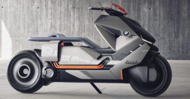 BMW Link Moto Elétrica
