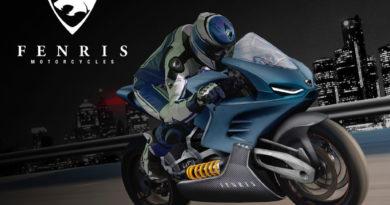 Fenris Moto Elétrica