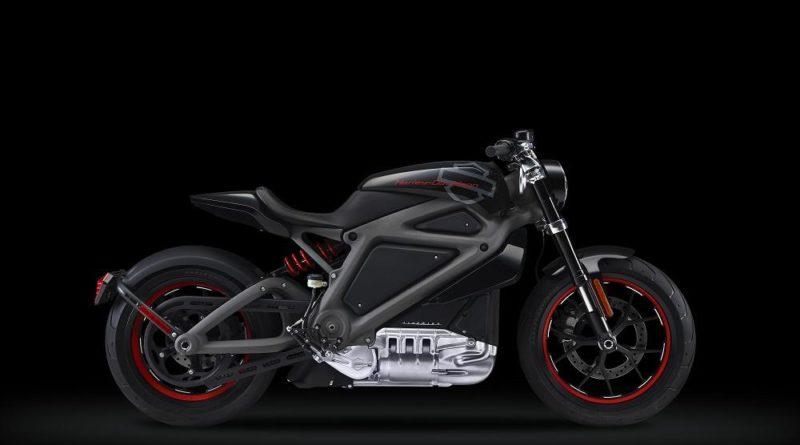 Harley Davidson Moto Elétrica