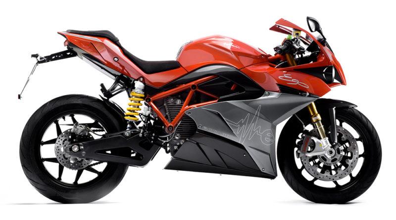 Moto Elétrica Energica Ego