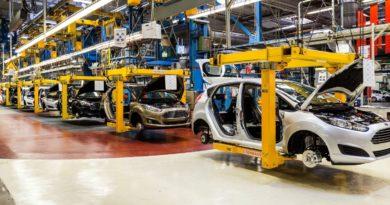 Fábrica Ford - Estados Unidos