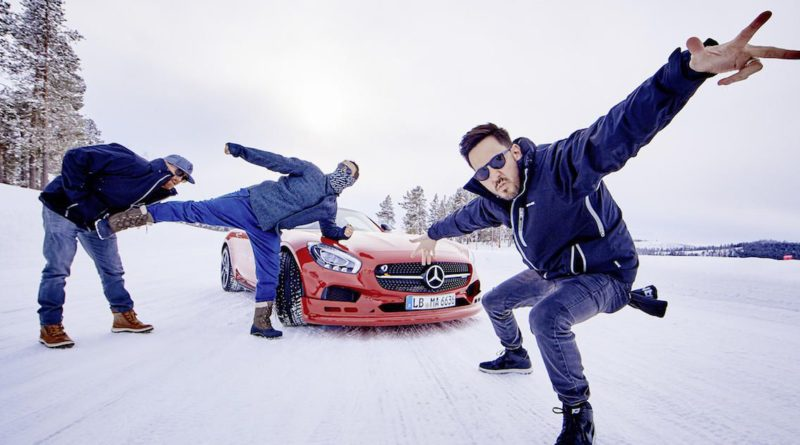Mercedes AMG Linkin Park