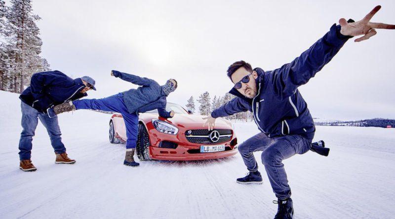 Mercedes AMG Linkin Park