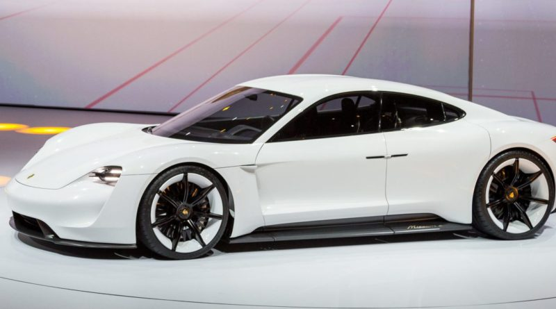 Porsche Mission E