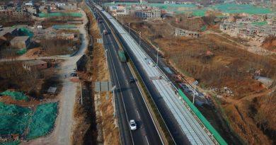 Solar China Roadway