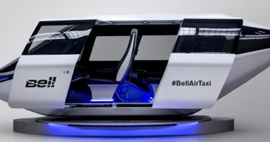 Helicoptero Bell CES 2018