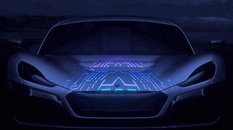New Rimac Car