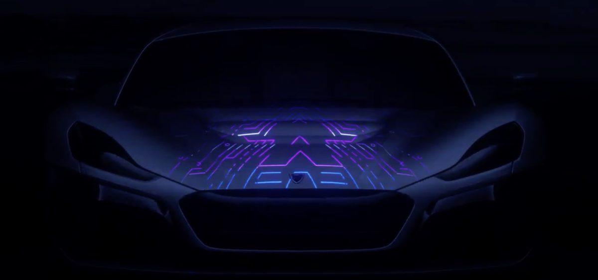 Novo carro conceito da Rimac