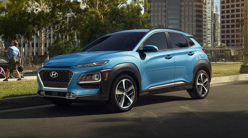 Hyundai Kona Eletrico