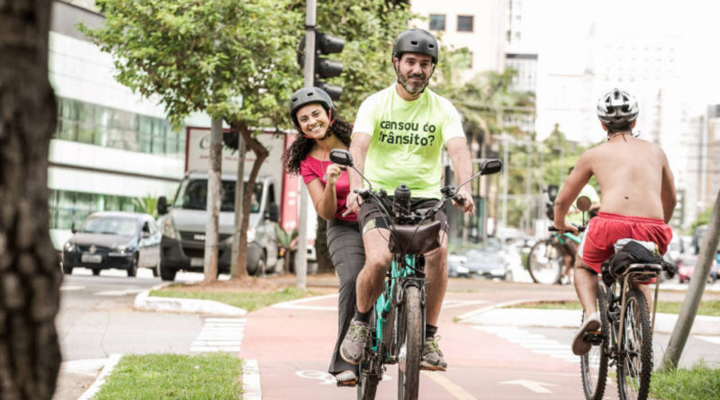 Bicicleta Elétrica - São Paulo