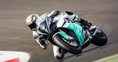Energica MotoGP MotoE Electric