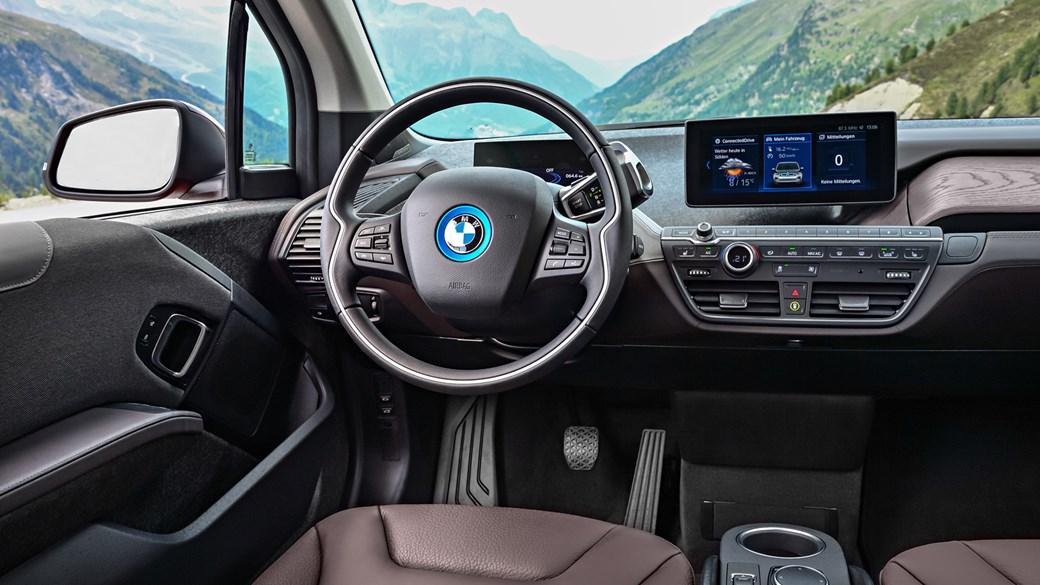 Painel BMW i3s