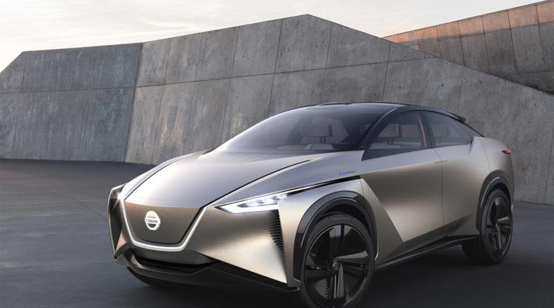 Conceito Nissan IMx Kuro