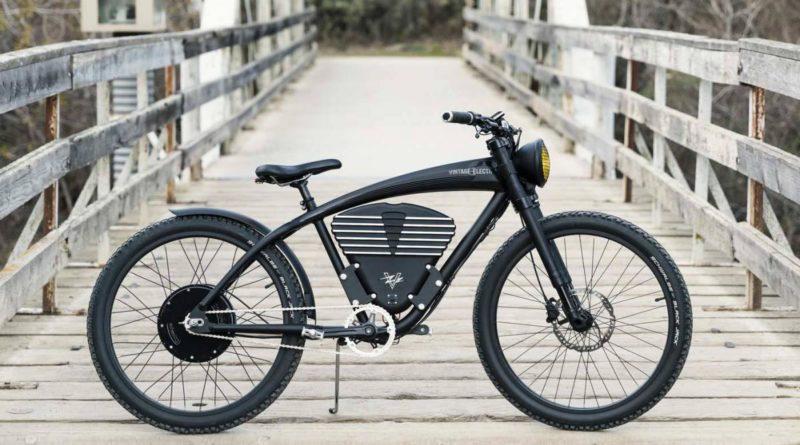 Bicicleta Elétrica Scrambler S