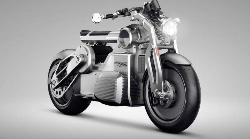 Curtiss Zeus Concept