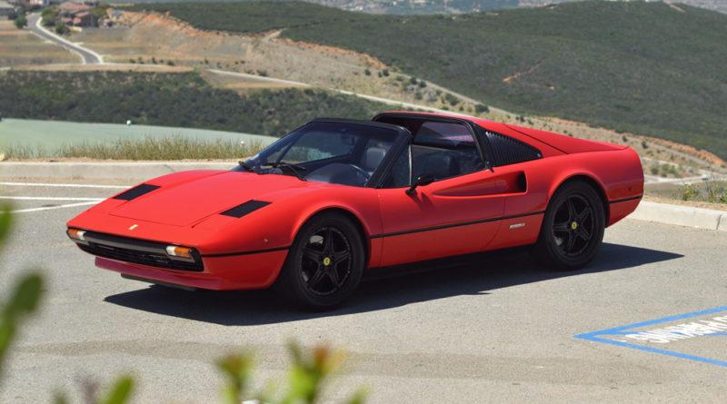 Ferrari 308GTE Electric