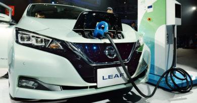 Nissan Leaf 2018 recarga