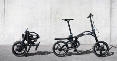 Bicicleta Elétrica Peugeot eF01