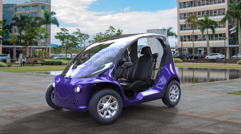 Carro Elétrico Mobilis Li