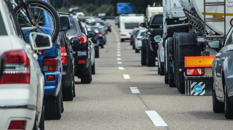 Congestionamento - Trânsito