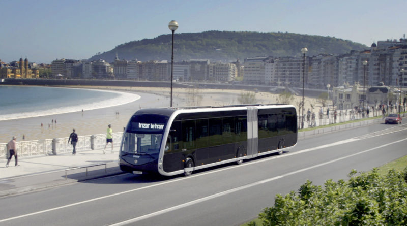 Irizar - Ônibus Elétrico