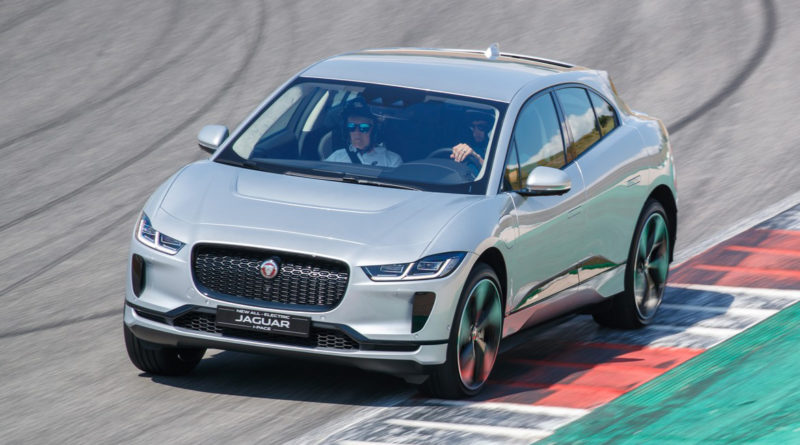 Jaguar I-Pace Portugal