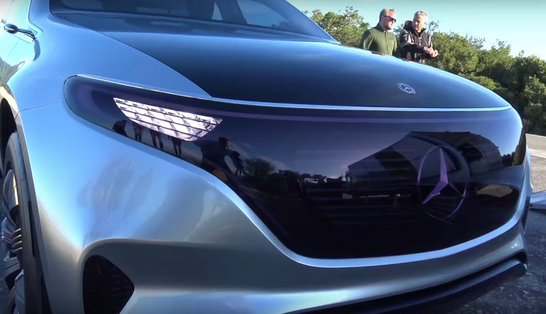 Mercedes EQC - Foto: Electrek.co