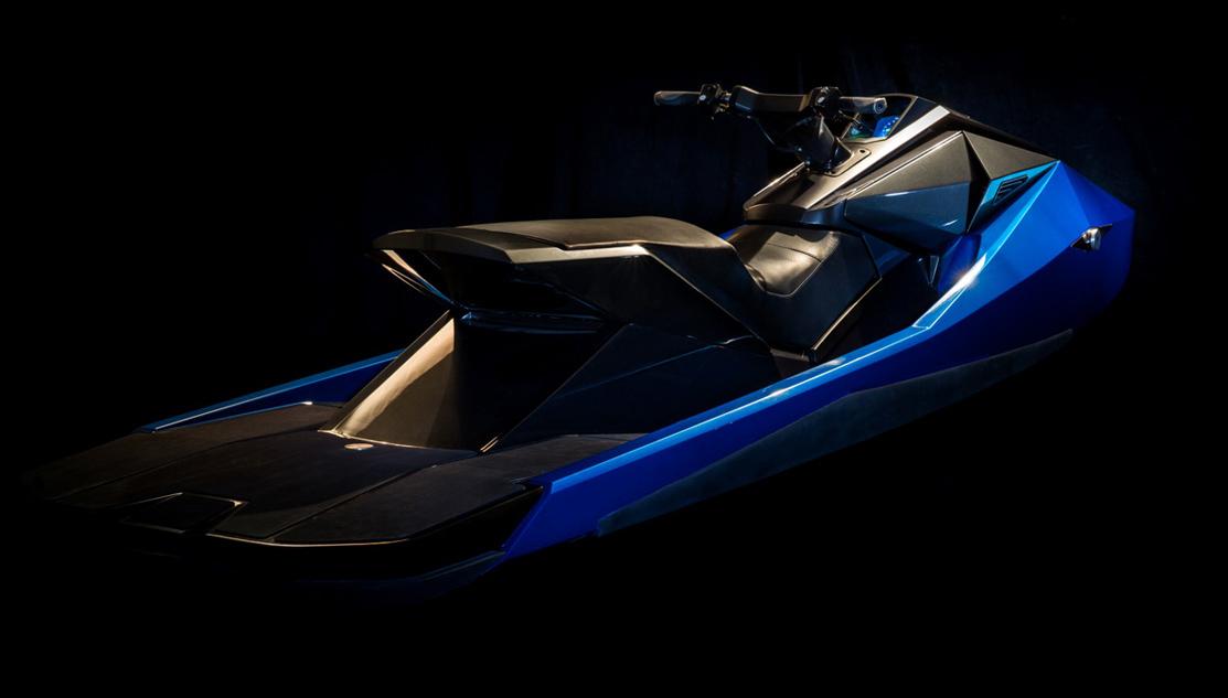 Narke - Moto aquática elétrica