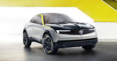 Opel - SUV Elétrico