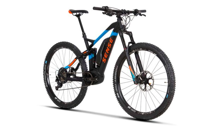 Sense Bike - Bicicleta Elétrica