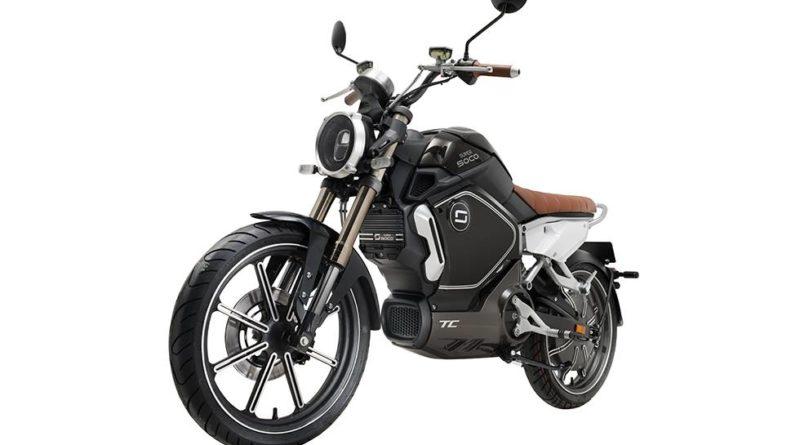 Super Soco TC - Moto Elétrica