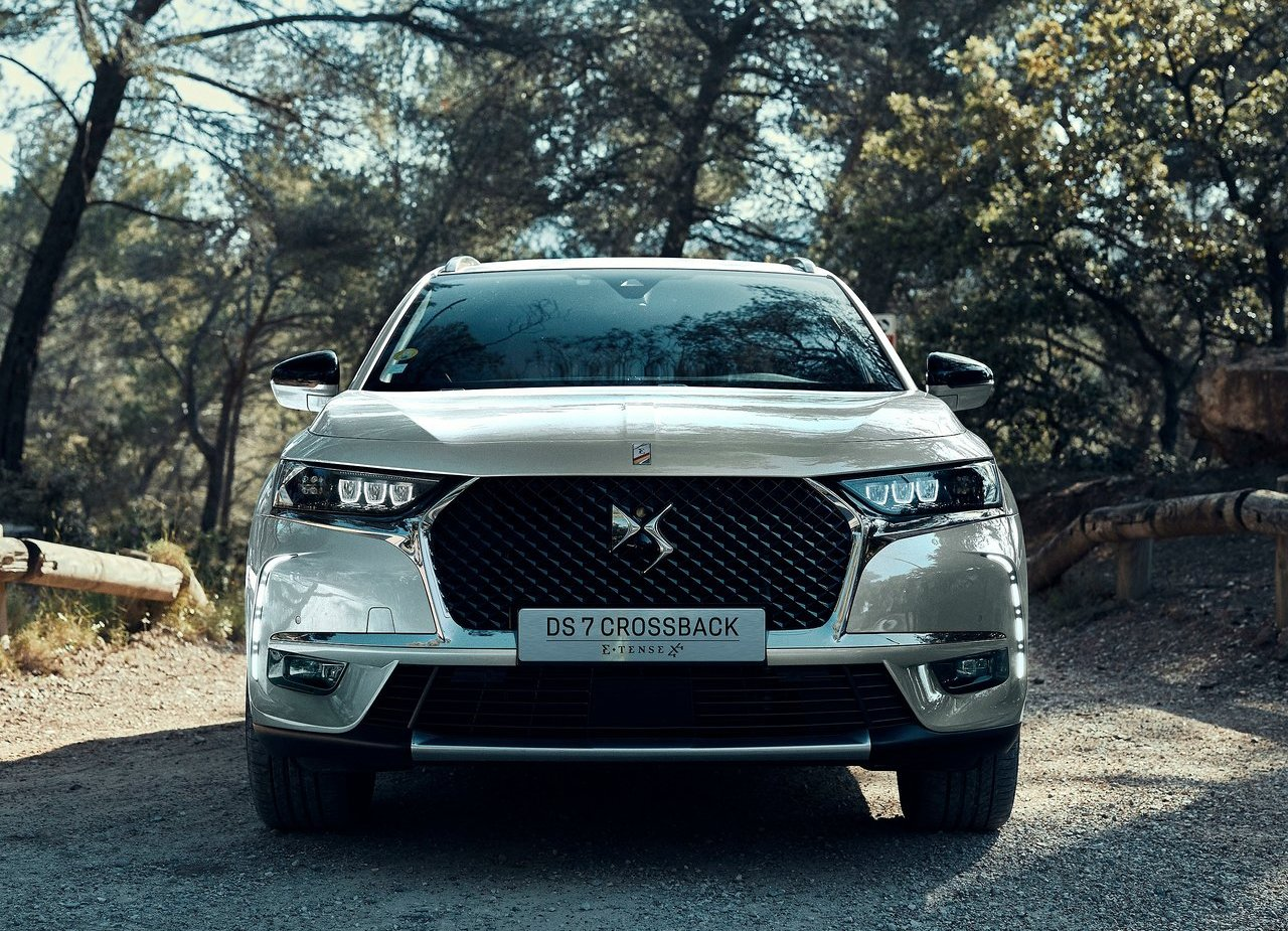 DS 7 CrossBack Híbrido