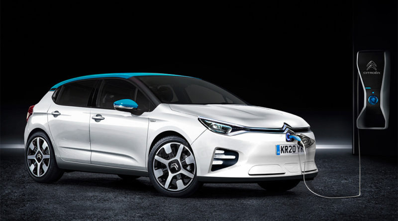 Citroen C4 Electric