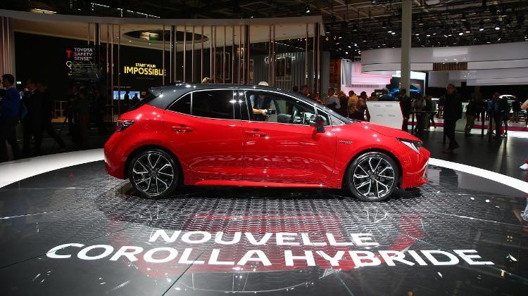 Toyota Corolla Hatch Híbrido