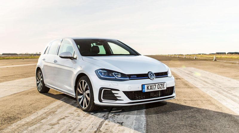 Volkswagen Golf Elétrico