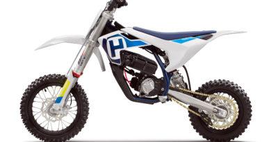 Moto Elétrica Husqvarna EE5