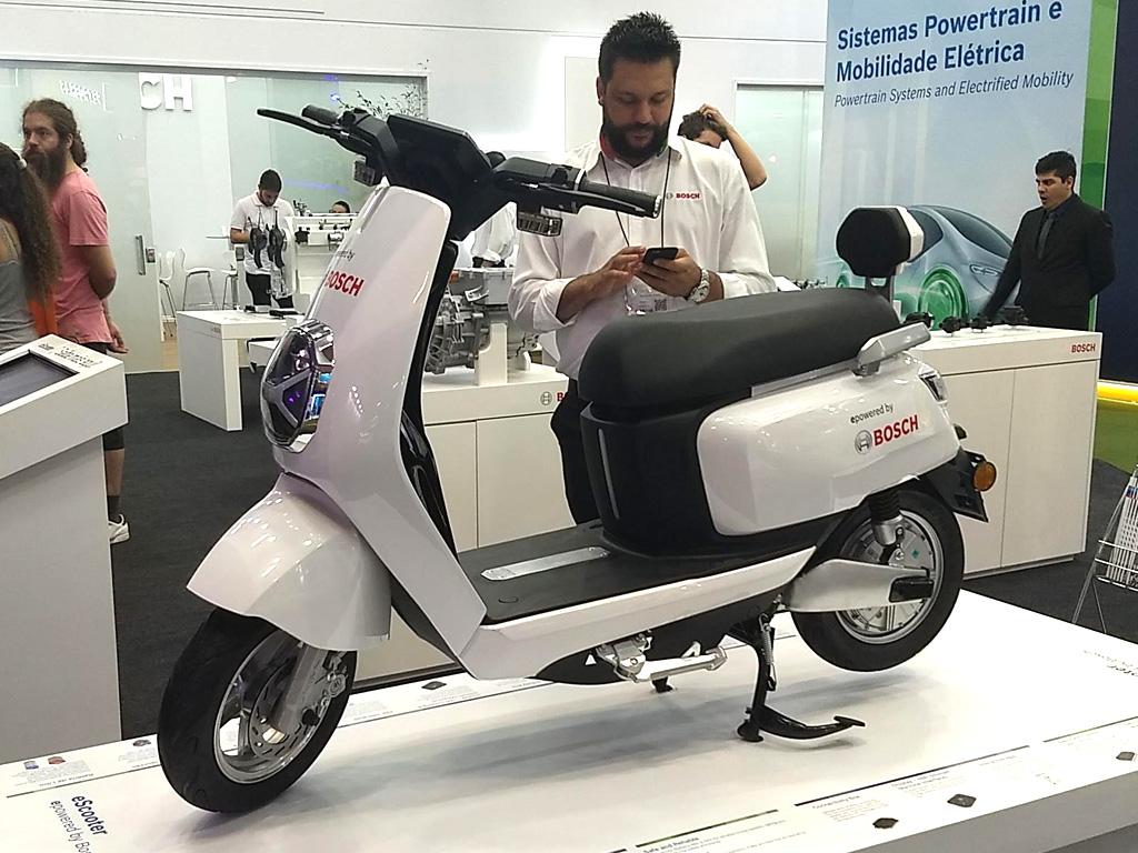 eScooter Bosch