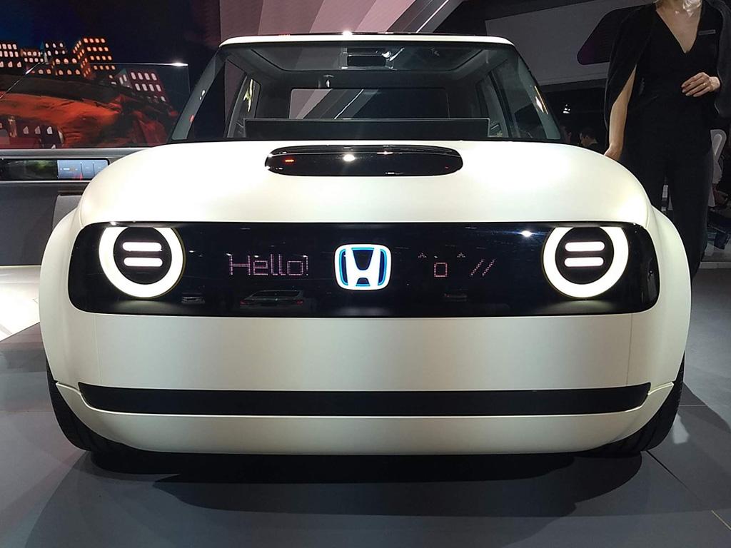 Conceito Honda Urban EV