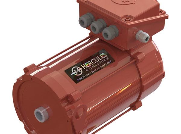 Motor Elétrico - Hercules Motores Elétricos